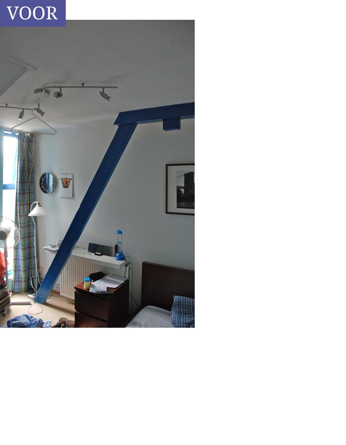 Architectenbureau van asseldonk architectenbureau van asseldonk architect haarlem - Voor na gerenoveerd huis ...